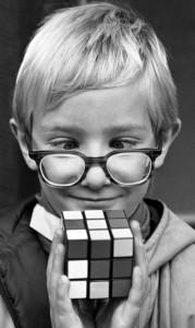Tocilar cub Rubik