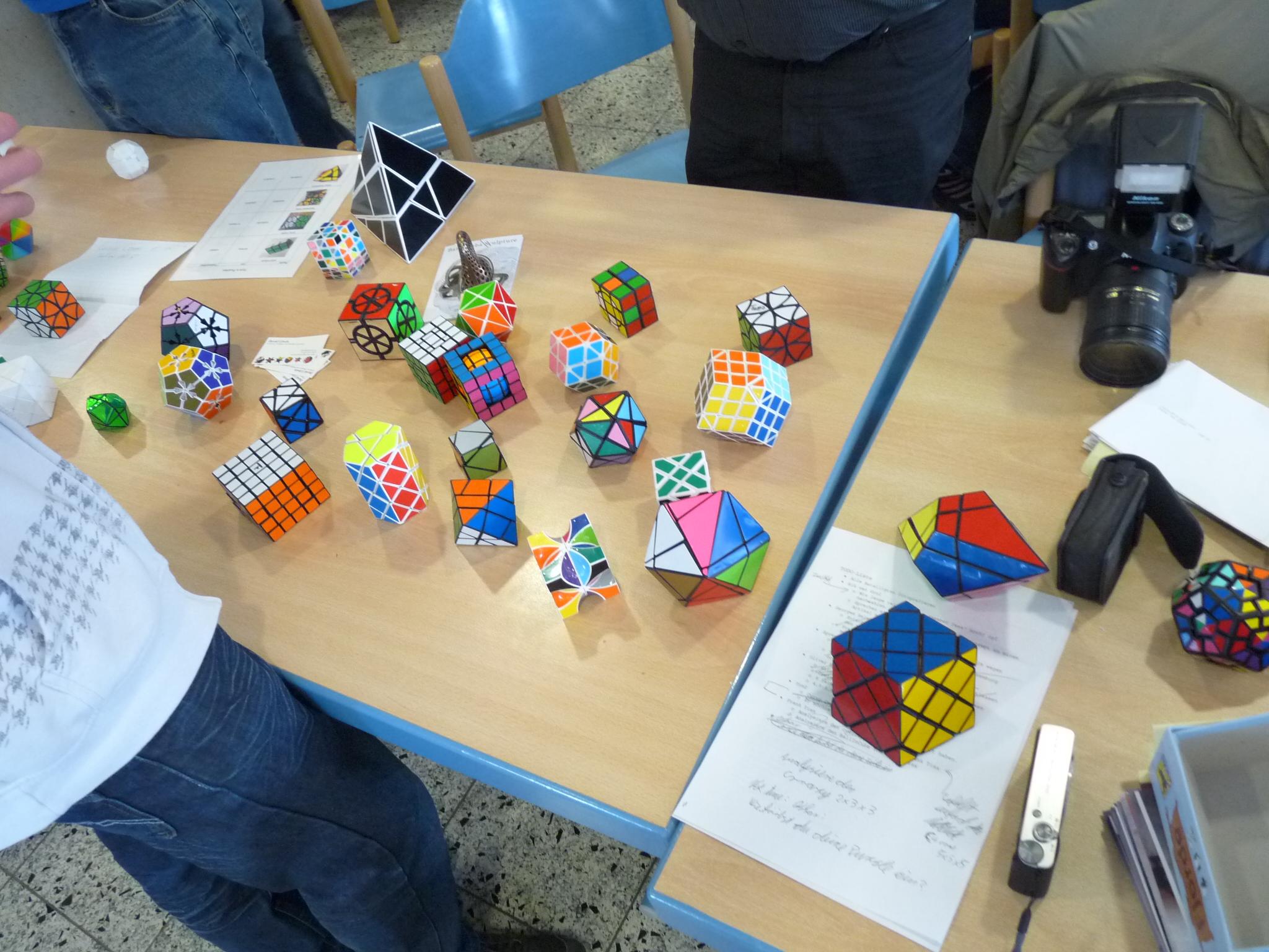 Puzzle-urile lui Frank Tiex