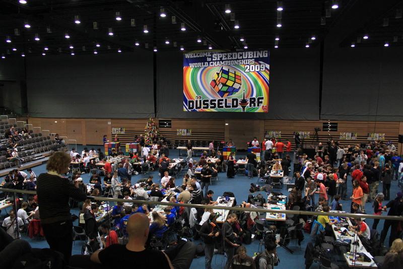 Rubik WC2009 ansamblu