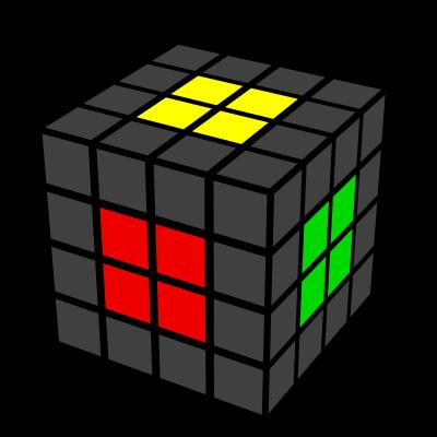 4x4x4 centre rezolvate