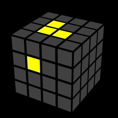 Al doilea centru 4x4x4 - 4