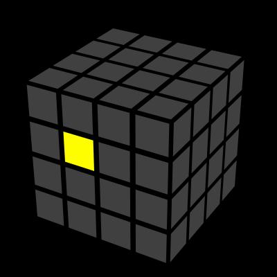 Al doilea centru 4x4x4