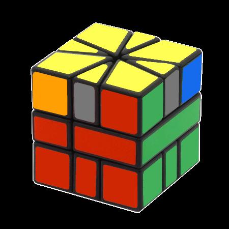 Dacă nu găsiți două colțuri alăturate corecte pe stratul de sus, aplicați Y-Permutation din orice poziție.