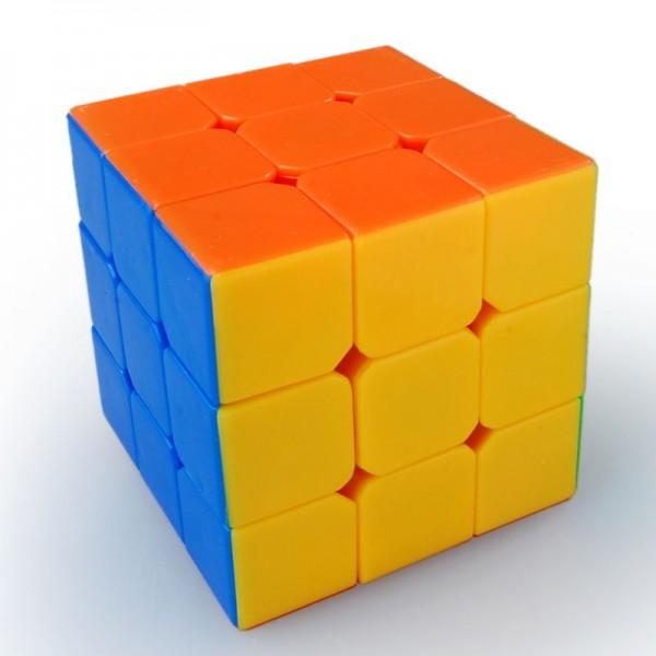 dayan-mini-zhanchi-rubiks-cube-3x3-stickerless