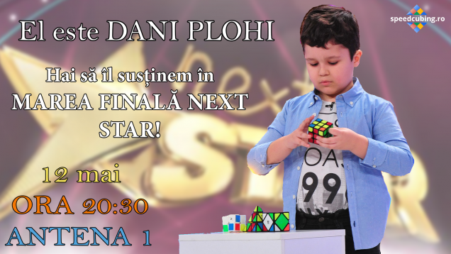 Banner Dani Next star