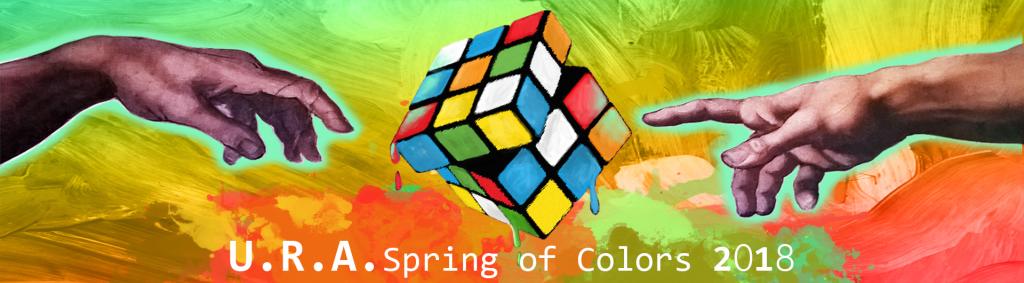 u r a spring of colors 2018 speedcubing ro
